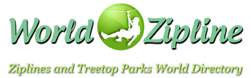 World ZipLine Logo